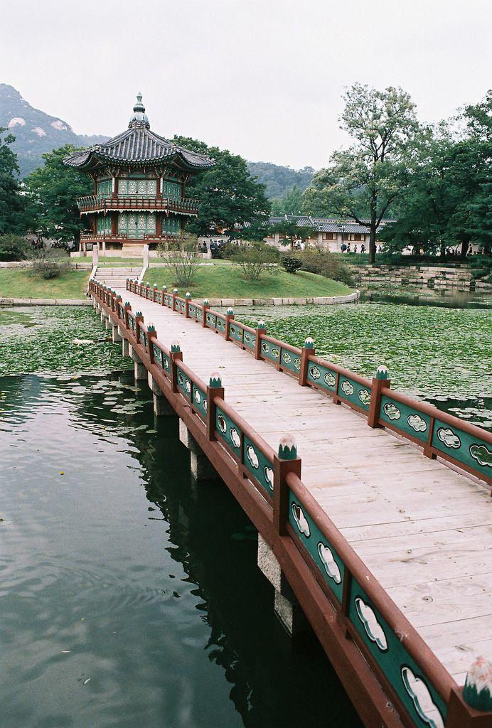 Hyangwonjeong, Seúl | Corea del Sur