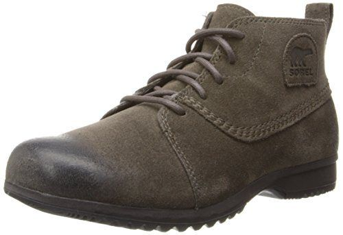 Sorel Men's Greely Chukka Boot,Mud/Cordovan,10.5 M US - http://authenticboots.com/sorel-mens-greely-chukka-bootmudcordovan10-5-m-us/