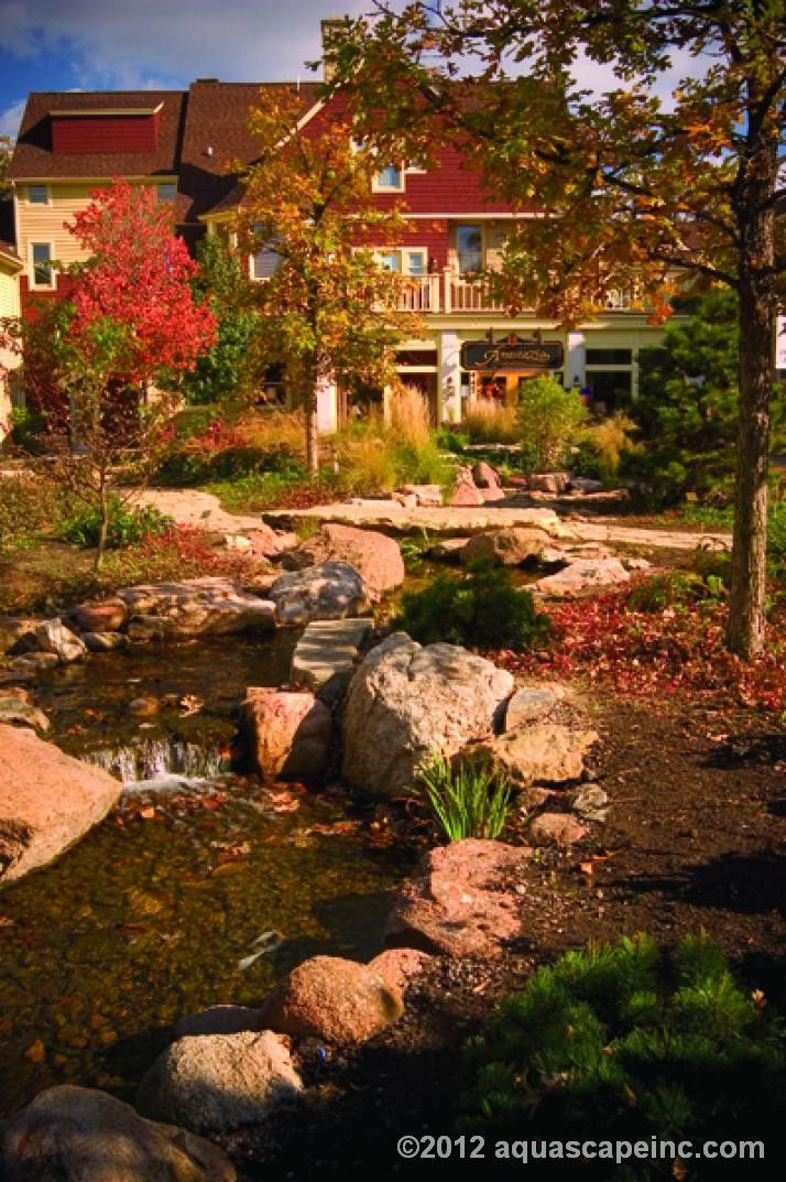 53 best aquascape by blue creek images on pinterest for Koi pool water gardens thornton
