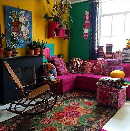 199 best deco boheme mariage idee deco salon idee deco id e deco chambre id e deci grand tapis. Black Bedroom Furniture Sets. Home Design Ideas