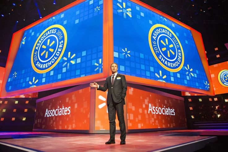 Remarks as prepared for Doug McMillon     I want to start today with a story. It's about a customer-driven company that was founded with a purpose.…