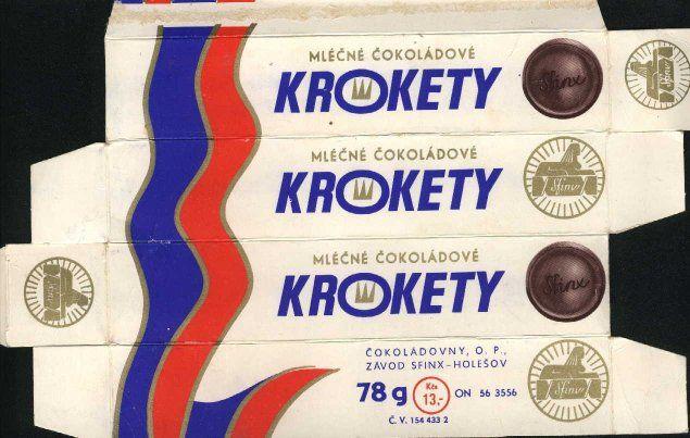 Čokoládové krokety