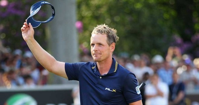 Double delight as Luke Donald retained his title at Wentworth and regained the World No.1 spot.