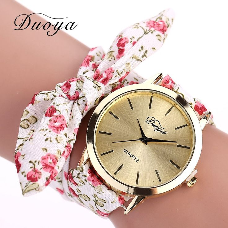 $2.59 (Buy here: https://alitems.com/g/1e8d114494ebda23ff8b16525dc3e8/?i=5&ulp=https%3A%2F%2Fwww.aliexpress.com%2Fitem%2FDuoya-New-Brand-Women-Dress-Watch-Flower-Summer-Fashion-Fabric-Strap-Bracelet-Wristwatch-Lady-Female-Fashion%2F32715481101.html ) Duoya New Brand Women Dress Watch Flower Summer Fashion Fabric Strap Bracelet Wristwatch Lady Female Fashion Watch for just $2.59