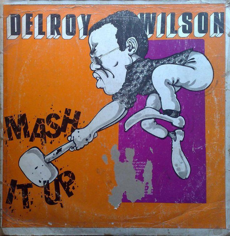 haile selassie rare images   WELCOME JECKROOTSDJ.BLOGSPOT.COM: Delroy Wilson - Mash It Up 1975
