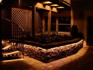 Outdoor LED Lighting Strips For Backyard Or Patio | Outdoor Lighting |  Pinterest | Outdoor Led Lighting, Backyard And Patios