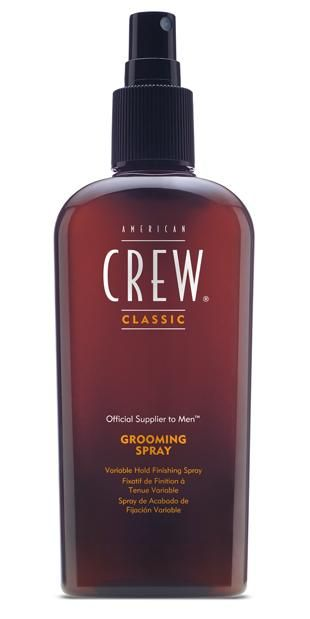 Grooming Spray è un prodotto incredibilmente flessibile. Si utilizza sui capelli umidi prima di pettinarli oppure sui capelli asciutti per fissarli in piega. Ideale per capelli grigi o fini facili all'elettricità statica ...
