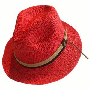 Crochet Chapeau Panama - Valentine