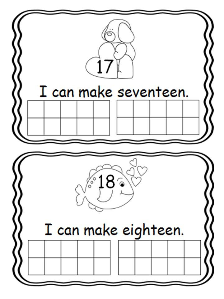 593 best М Ten Frames images on Pinterest Ten frames, Preschool - ten frame template