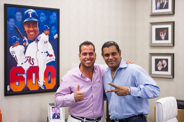 "It's no secret that former Major League Baseball star, Sammy Sosa, has been bleaching his skin for years. The Dominican slugger admitted as much on Univision's Primer Impacto saying of his lighter pigment, ""It's a bleaching cream that I apply before going to bed and whitens my skin some. It's a cream that I have, that I use to soften [my skin] but has bleached me some. I'm not a racist, I live my life happily."""
