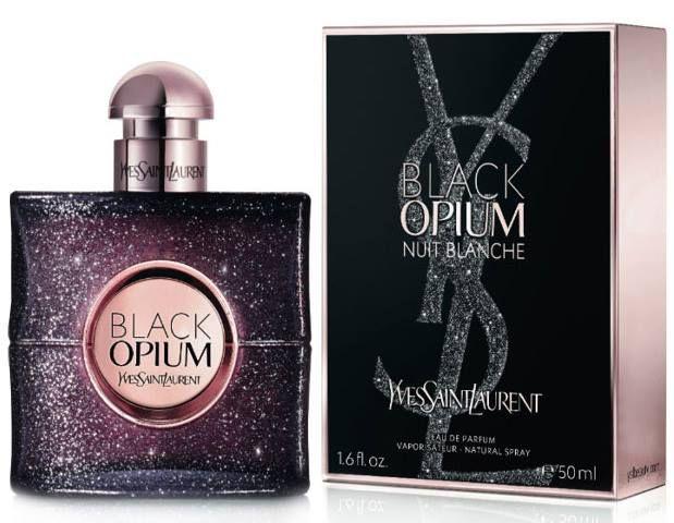 YSL Black Opium Nuit Blanche 2016