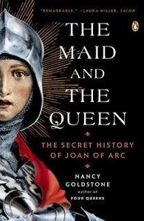 Book Review of The Maid and the Queen, by Nancy Goldstone