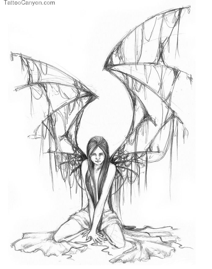 Send Ecard Angel Tattoo Designs 27  Free Download 37413 picture 13063
