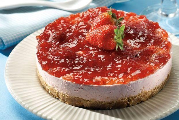 Τσιζκέικ φράουλας