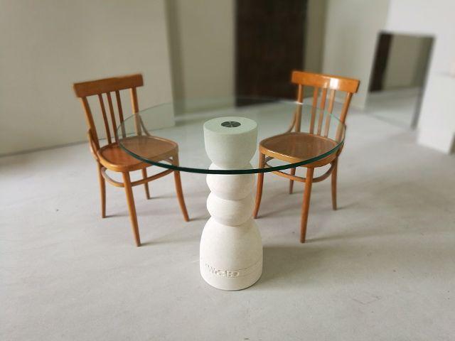 In arrivo la nuova collezione 2018 - tavoli moderni per sala da pranzo con cristallo e arredamento design