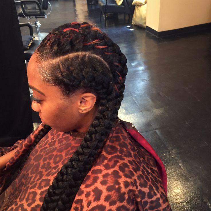 Braids @ Lavish Hair Studio 273 s 60th street
