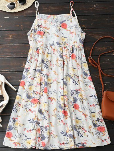 GET $50 NOW | Join Zaful: Get YOUR $50 NOW!http://m.zaful.com/cami-floral-smock-dress-p_278566.html?seid=maah847cg7au98erkhcf8poqn0zf278566