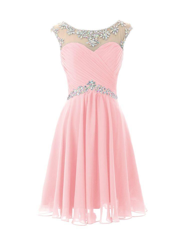Dresstells® Short Prom Dresses Sexy Homecoming Dress for Juniors Birthday Dress Lavender Size 2