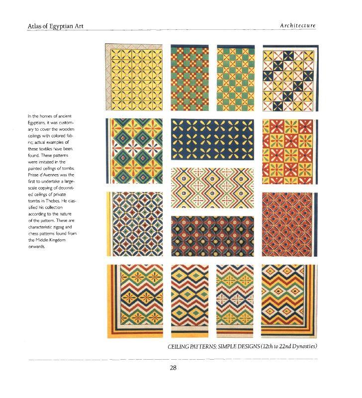Atlas of Egyptian Art                                                                             Architecture            ...