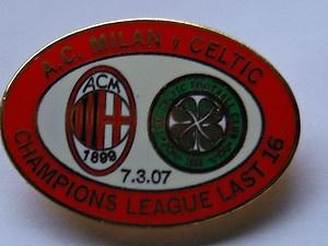 MILAN-CELTIC 2007 Champions League