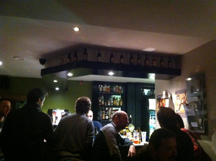 The Tale Of The Ale: The black sheep - Dublin - It's Certainly not being shunned by punters.