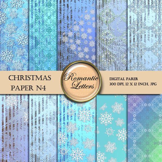 Venta papel digital paquete venta invierno boda fiesta congelados partido scrapbook para imprimir papel pack scrapbook digital fondo recién telón de fondo