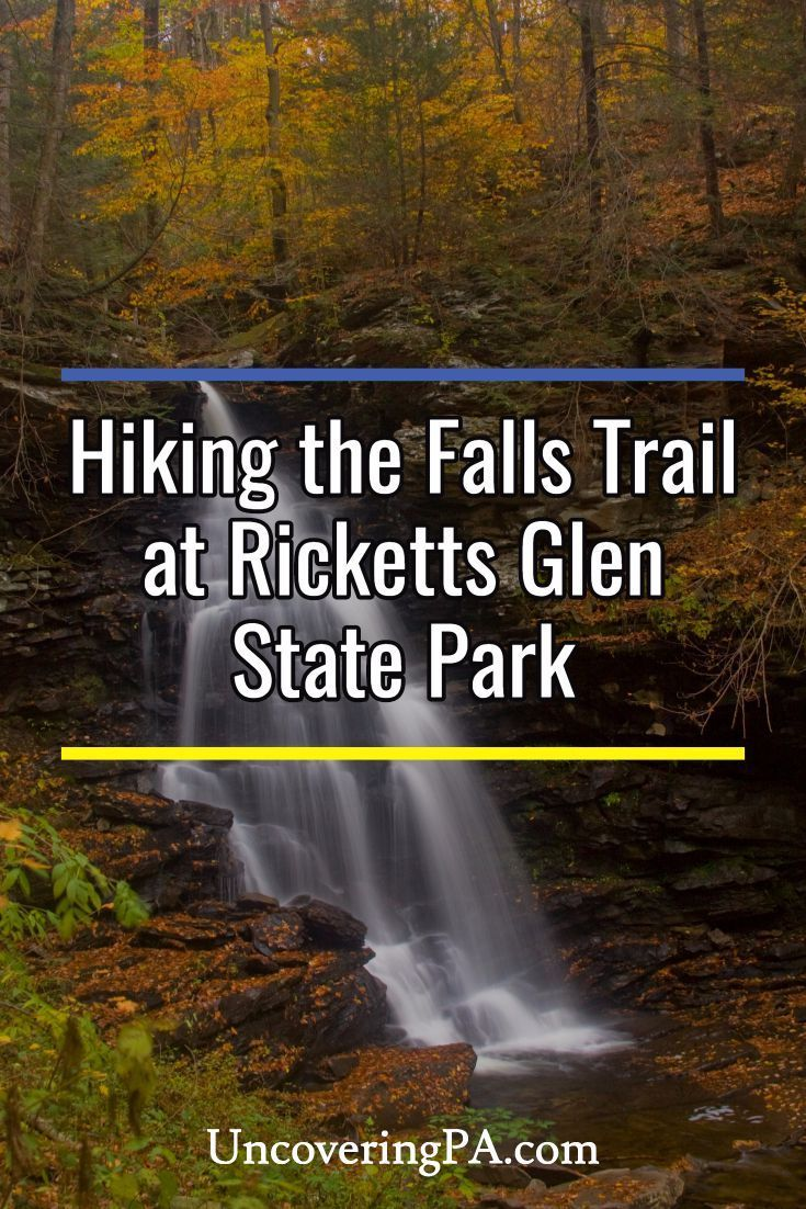 Tips for hiking the Falls Trail at