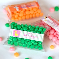 Shower favors-use jelly bellys