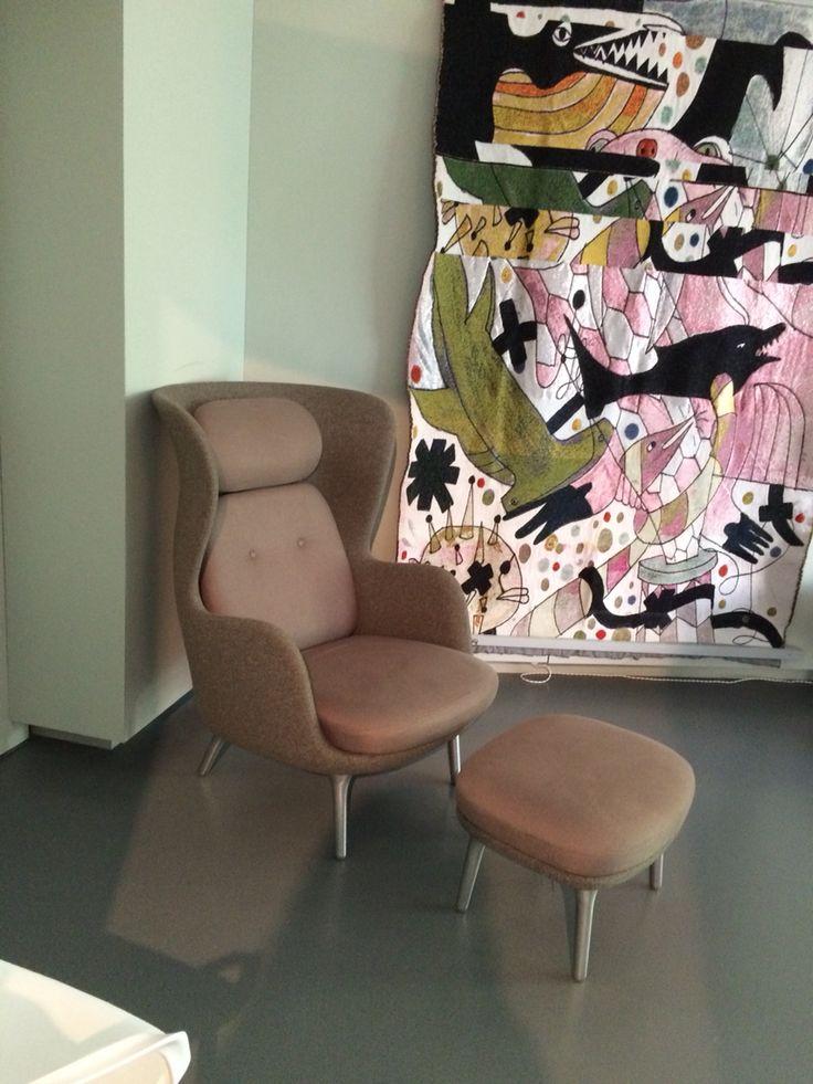 Fritz Hansen - The home of Fritz Hansen - Milano Fuori Salone 2015