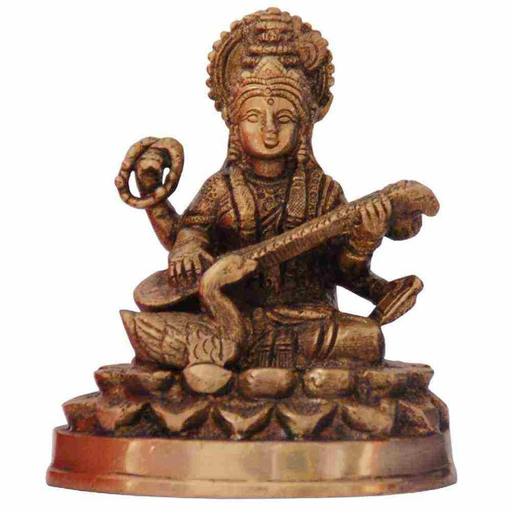 Goddess Saraswati Idol