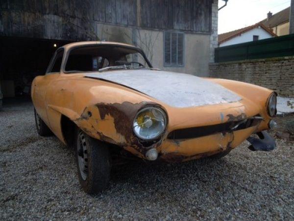 Castle Find 1960 Alfa Romeo Giulietta SS