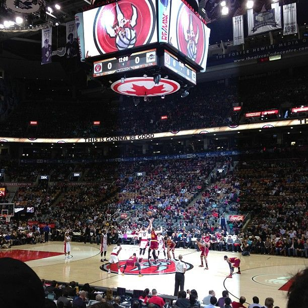 Air Canada Centre in Toronto, ON