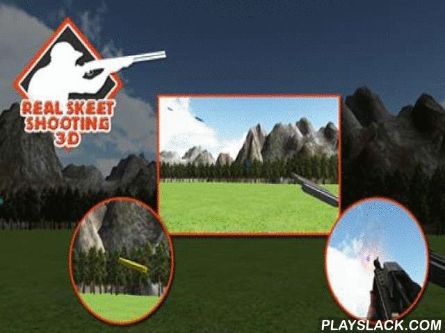 Skeet Shooting 3D  Android Game - playslack.com , Carefully aim and move the initiate of your firearm. wreck bases with one shot. Practice shooting at disparate targets. Take part in the Olympic Games and other shooting tournaments in this game for Android. contest snipers from around the world. Increase your shooting abilities by practicing on your own tract. Shoot   targets and fast-moving bases. Show your quality and reaction speed. Shoot down bases with well-aimed propulsions and prevail…