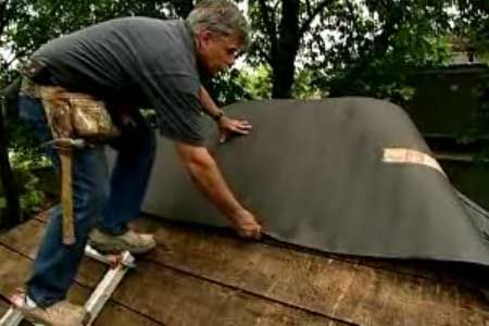 Did hurricane Sandy ravage your roof? General contractor Tom Silva shows you how to reshingle it in this step-by-step video.   thisoldhouse.com
