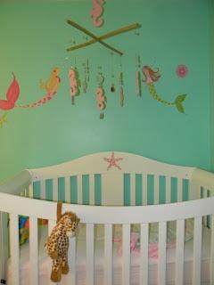 mermaid nursery