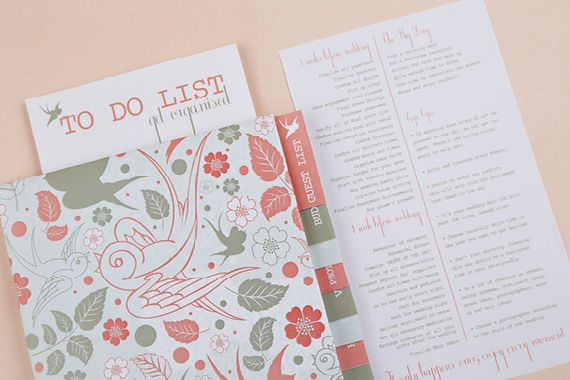 DIY Wedding Planner Chrystalace printable for free! Not getting married soon,butthis is just too cute & handy for someone else not to pin!