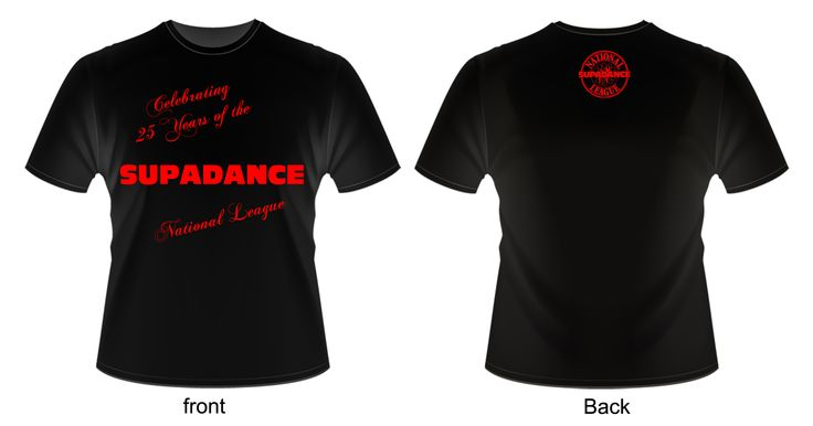 Supadance T-Shirts
