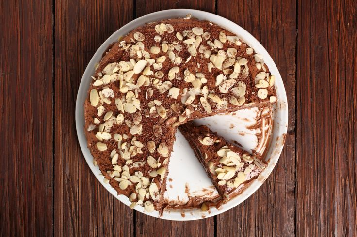Try this recipe for Julia Child's Chocolate and Almond Cake from her cookbook Mastering the Art of French Cooking, Vol. 1.