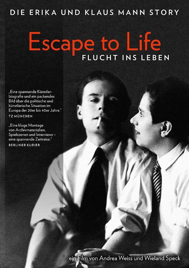 2000 - Escape to Life: The Erika and Klaus Mann Story (Flucht ins Leben)
