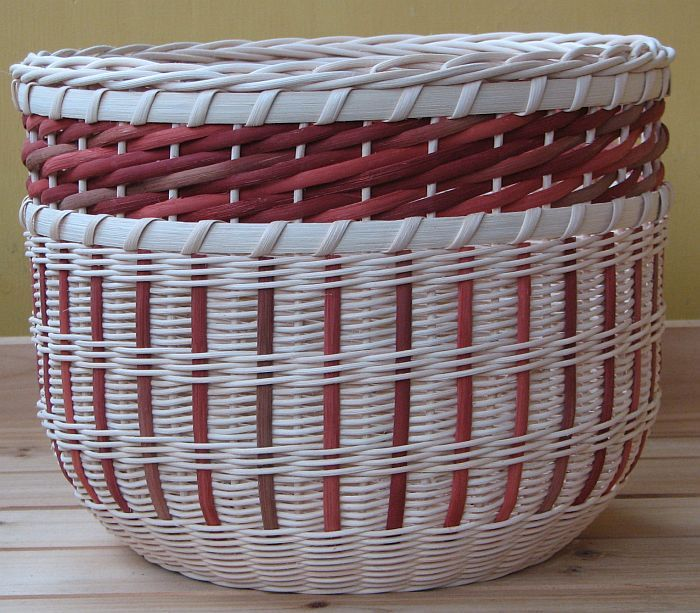 French Tea Basket