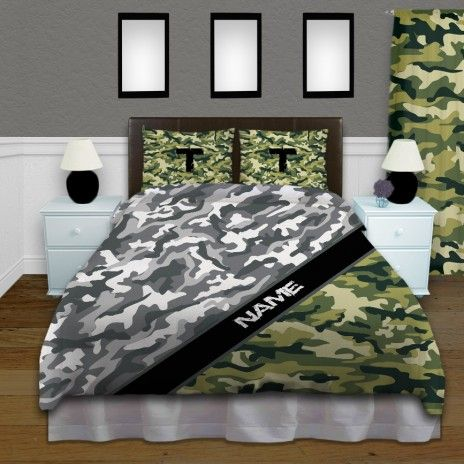 grey and green camouflage bedding camoflauge duvet set 89 home - Camouflage Bedding