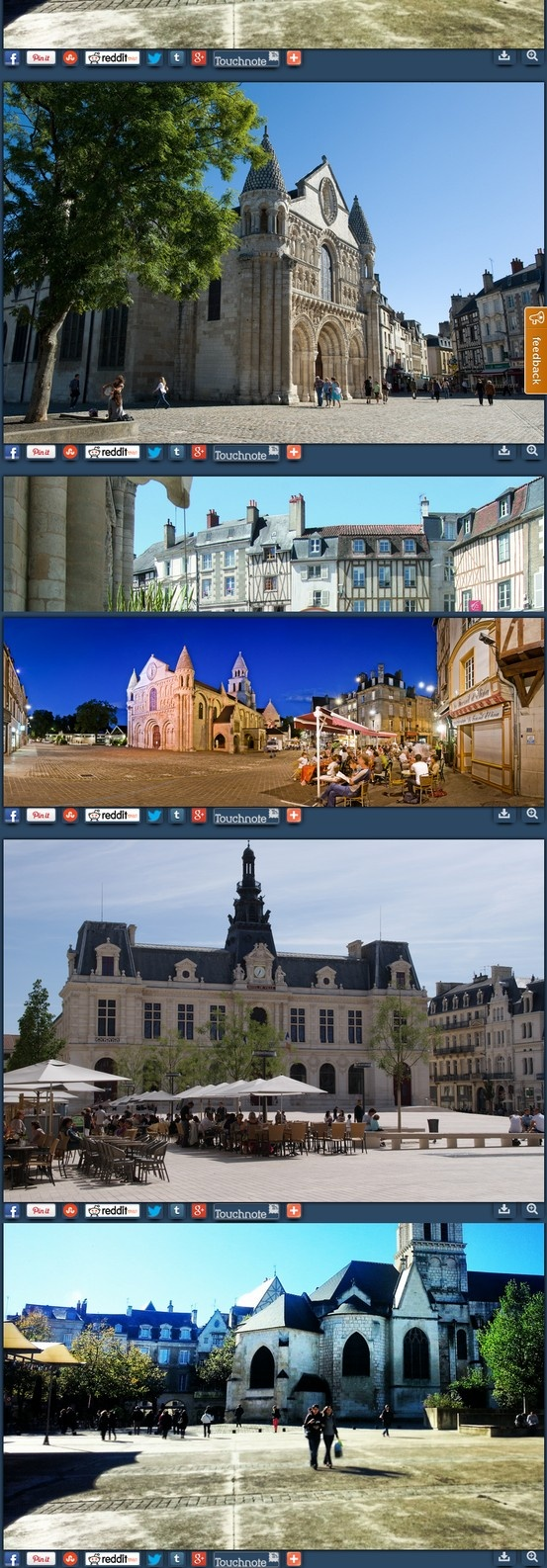 Map Of Poitiers%0A Poitiers  France  Find out more  http   hoog li