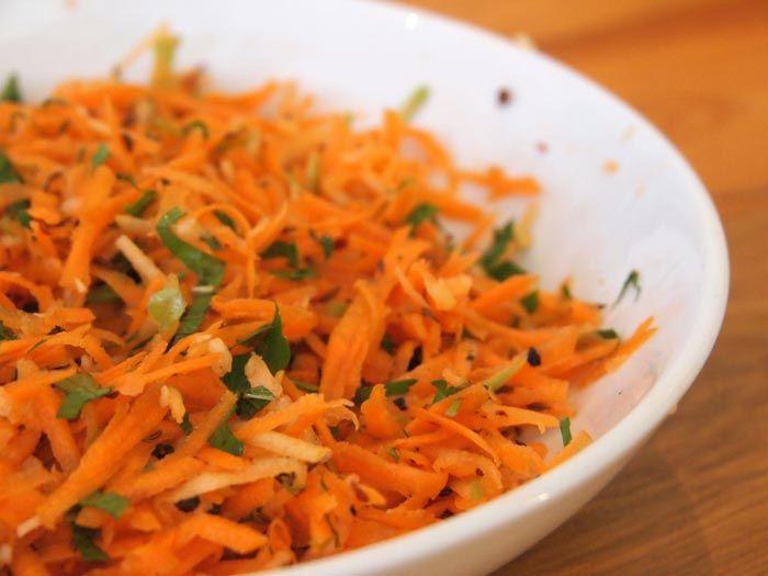 Salata od mrkve