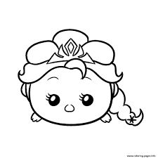 Image Result For Disney Tsum Coloring Page