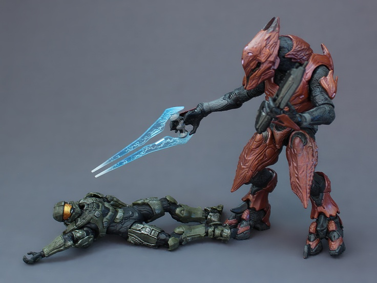 Halo 4 Master Chief Action Figure | Halo | Cool toys ...