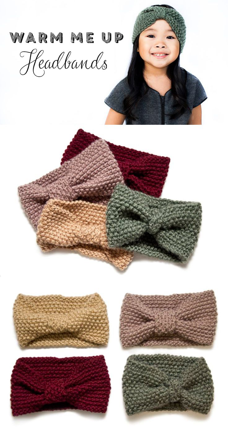 Warm Me Up Headbands