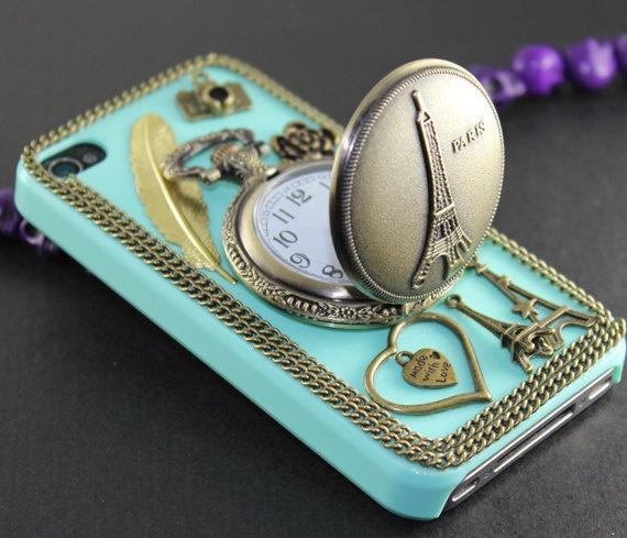 Paris Iphone case - Love!