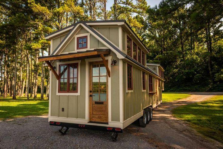 Enormous 41 Denali Xl Gooseneck Tiny House By Timbercraft Tiny