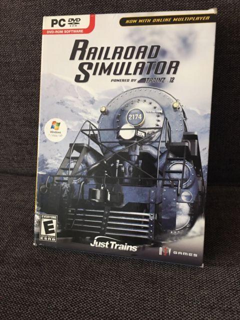 Railroad Simulator Powered by Trainz 12 (PC, 2011) | eBay
