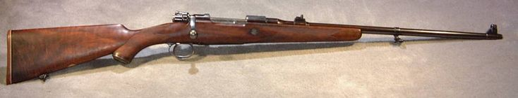 Holland & Holland Best Quality in 243 Winchester.